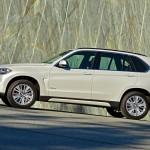 Bescheidenes Wachstum - BMW X5