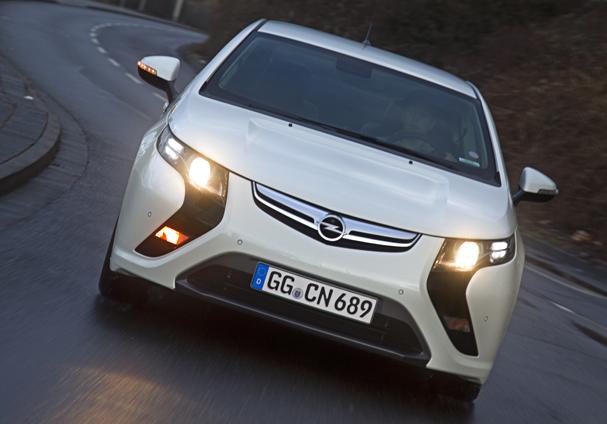 Stößt nur auf geringes Interesse-Opel Ampera