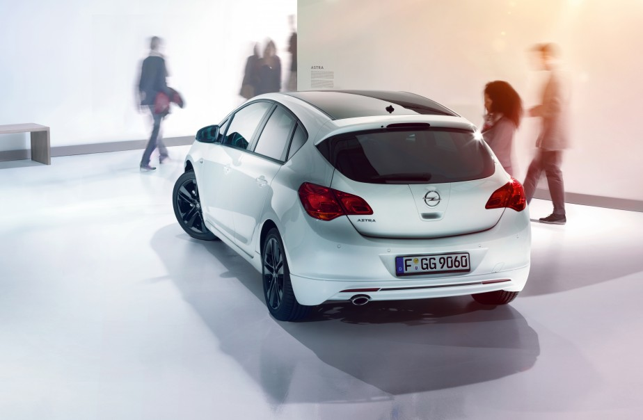 Opel Astra Color Edition- Jetzt kommt Farbe ins Spiel