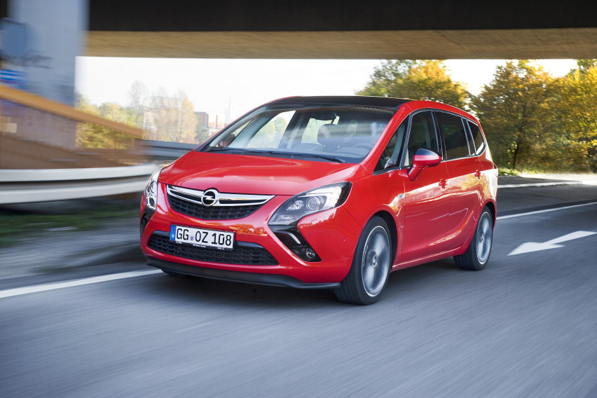 Opel Zafira Biturbo – Mehr Dampf für die Familienkutsche