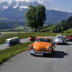 VW beherrschte die Szenerie