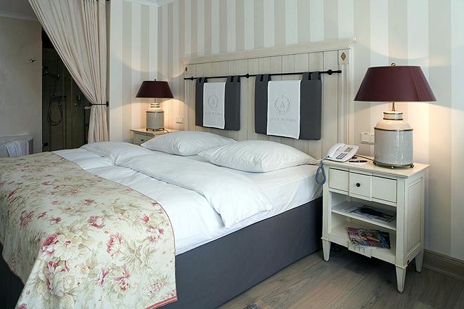 Elegante Gästezimmer