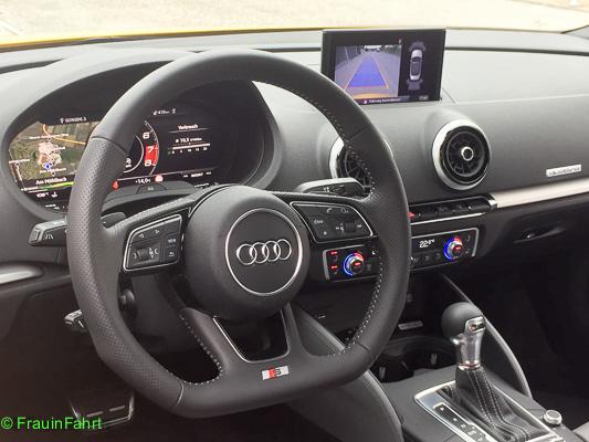 Audi A3 Innenraum