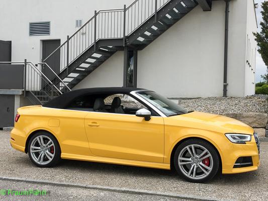 Audi A3 Upgrade – Die neue Bescheidenheit