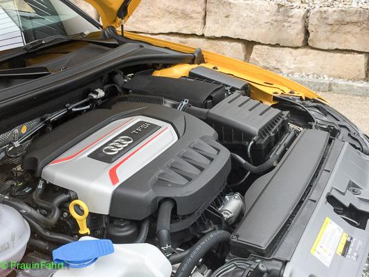 2.0 liter Turbomotor