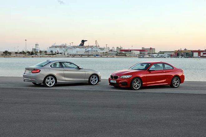 BMW 2 er – Aus Eins wird Zwei