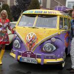 VW steht bei den Teilnehmern hoch im Kurs