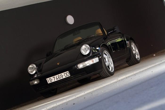 Porsche Cabriolet-Luxus zum kleinen Preis