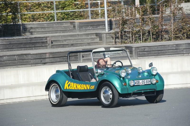 Volkswagen Buggy-so läßts sich leben