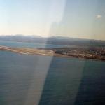 Flughafen von Nizza
