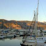 Hafen von Cap ferrat