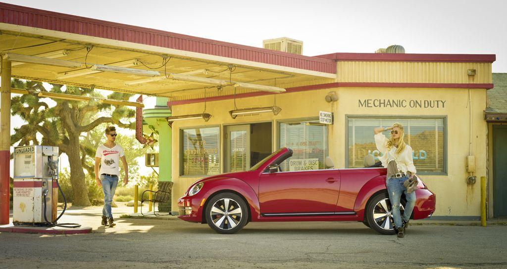 Volkswagen Beetle-Eine runde Sache