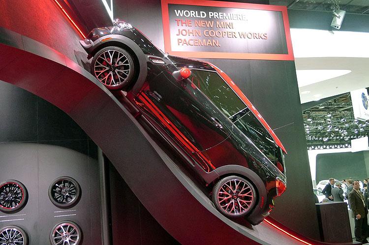 Detroit 2013-Neue Autos braucht das Land