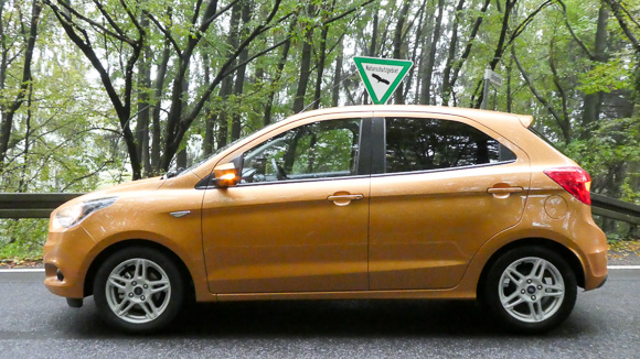 Ford legt zwei Türen drauf