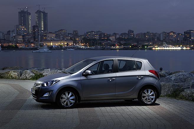 Hyundai i20-Kleiner Gernegroß