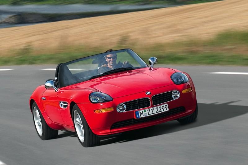 Statussymbol BMW Z8