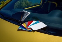 Volkswagen up! Farbwahl