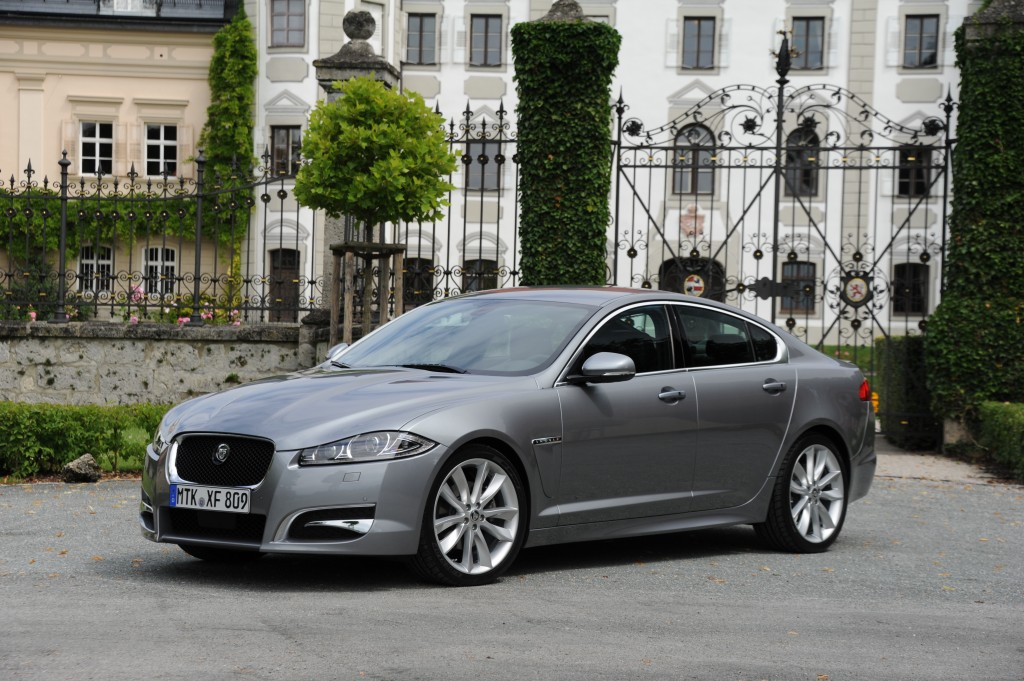 Jaguar XF 2,2D- Best buy British