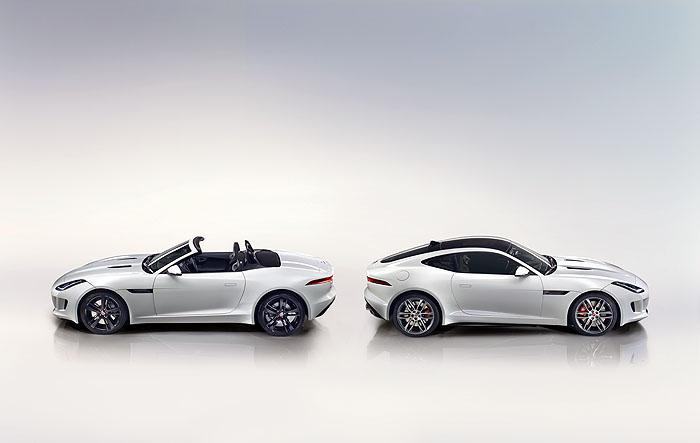 Jaguar F-Type Coupe – Schöne Grüße von der Rennstrecke