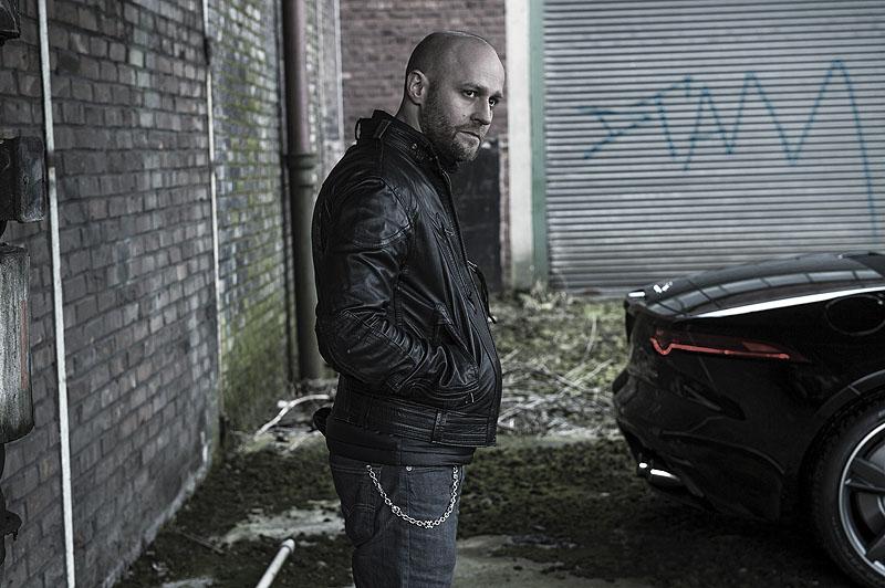 Jürgen Vogel und der neue Jaguar F-Type