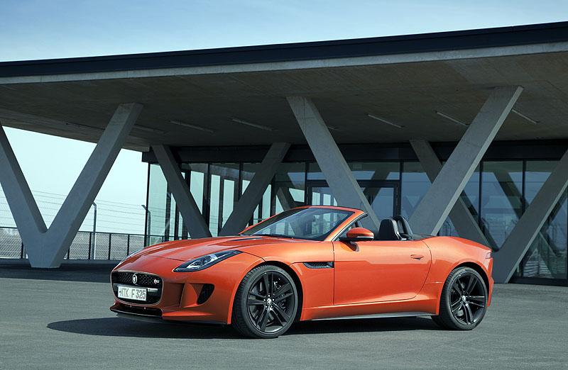 Jaguar F-Type – Bist Du sein Typ?