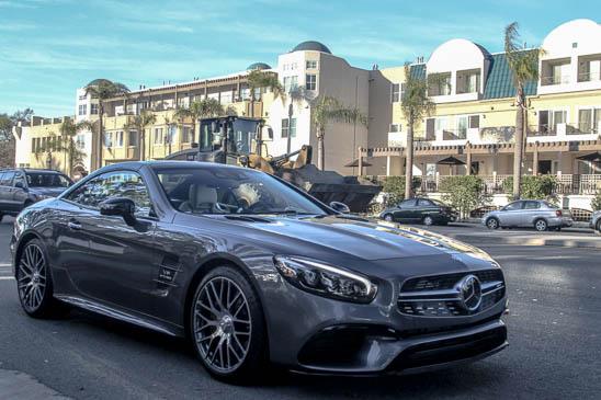 Mercedes SL – Erster Kontakt im neuen Outfit