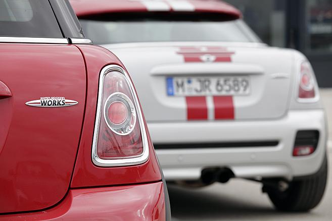 Zwei Autos, ein Gedanke: Be Mini