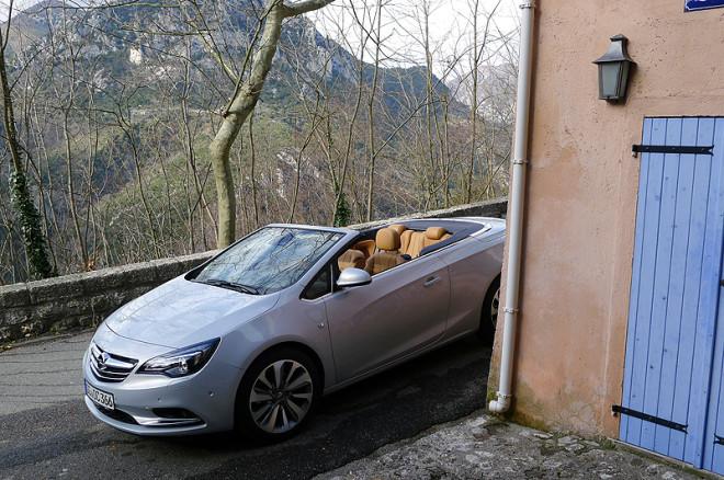 Opel Cascada – Schon gefahren