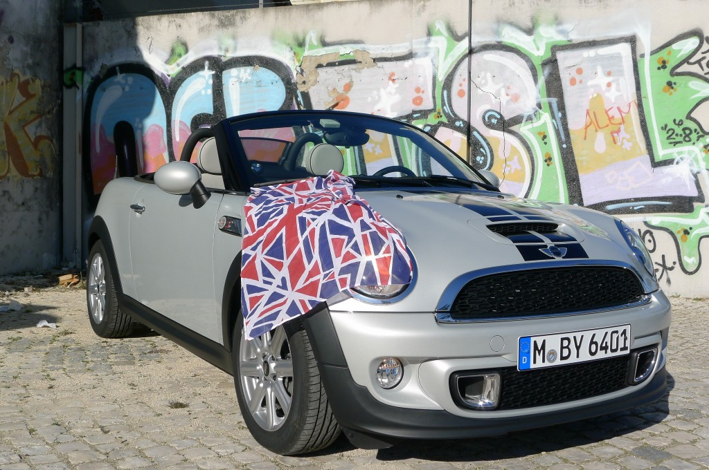 Mini Roadster-Be Mini-be British