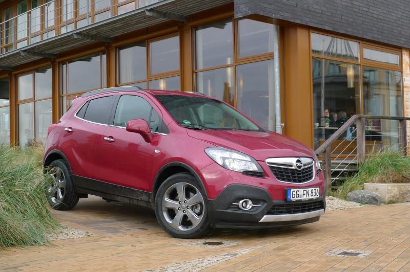 Macht eine gute Figur-Opel Mokka