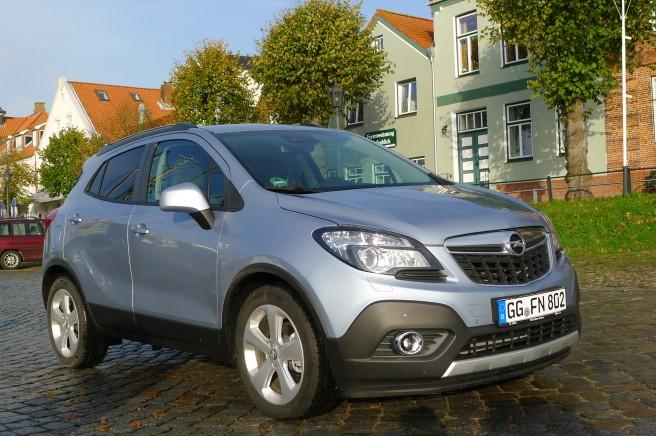 Opel Mokka-Der Muntermacher