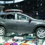 Weltpremiere in L.A.-Toyota RAV4