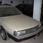 Audi V8 Versuchswagen