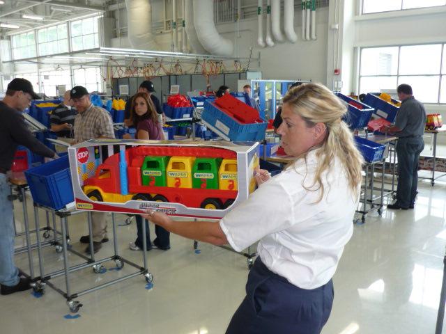 Volkswagen USA- Auch hier spielen Frauen bei der Ausbildung eine wichtige Rolle
