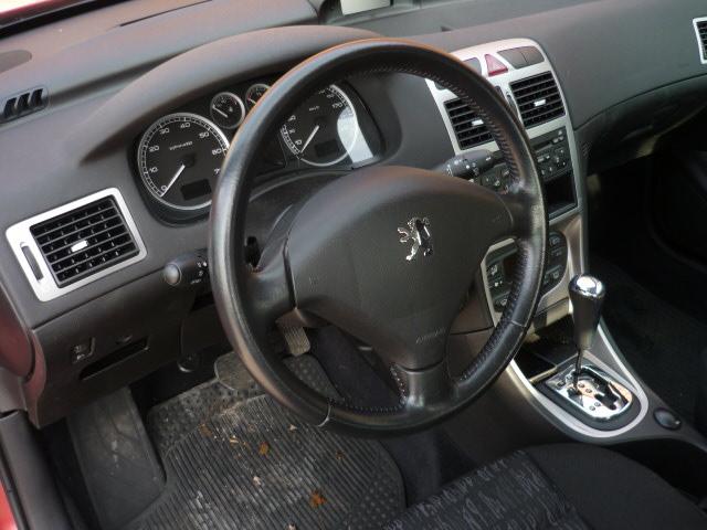 Peugeot 307-einfache Bedienung inklusive