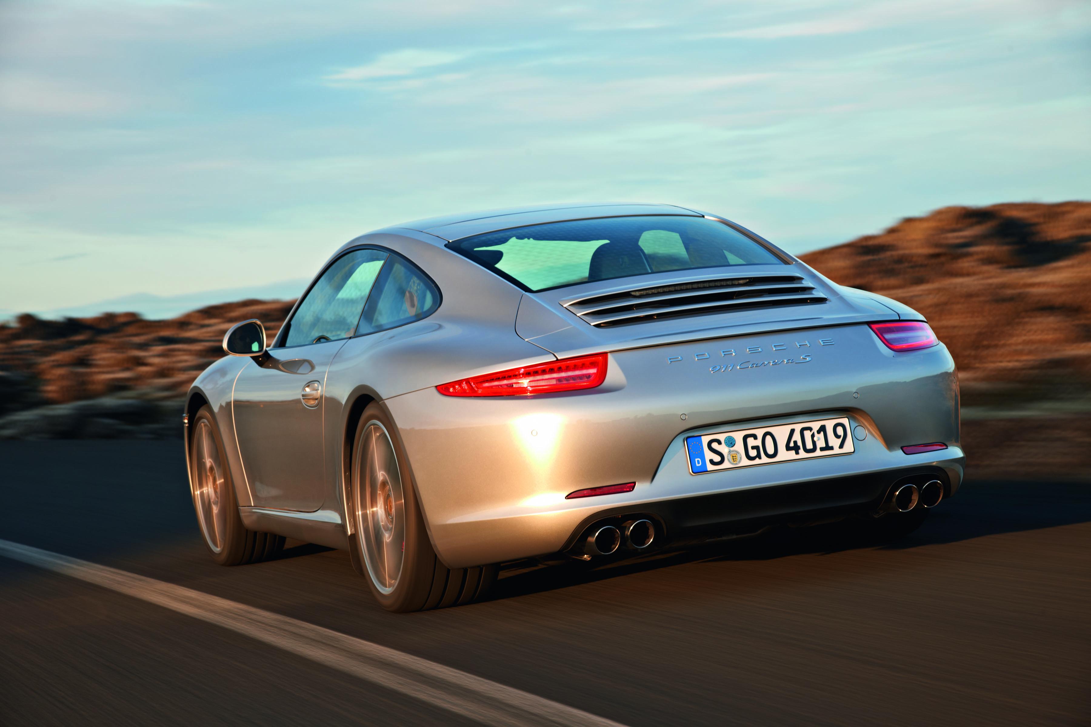 Porsche 911 – Ein Klassiker zum Verlieben