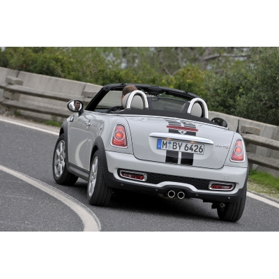 Mini Roadster-Sehnsucht nach Frühling?