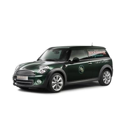 Mini Clubvan- Für die Arbeit zu schade