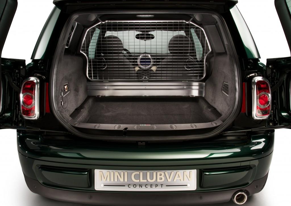 Mini Clubvan- Der steckt was weg
