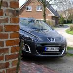 Peugeot 308 CC Dach
