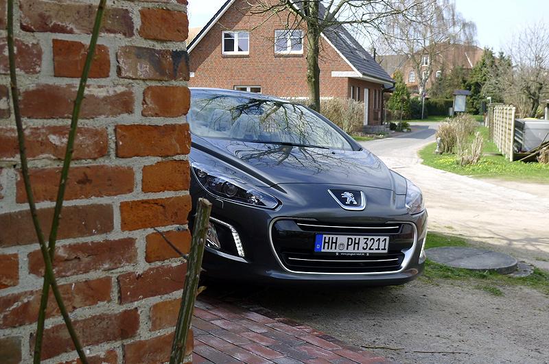 Peugeot 308 CC-Ein Hauch von Freiheit