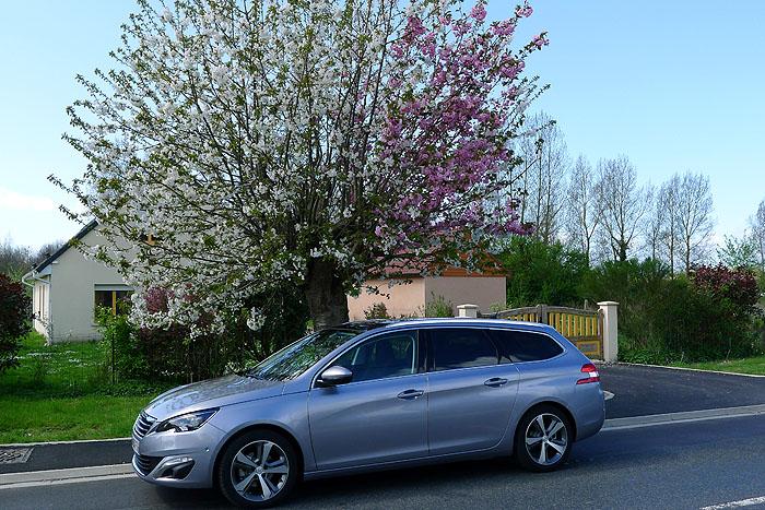 Peugeot 308 SW01