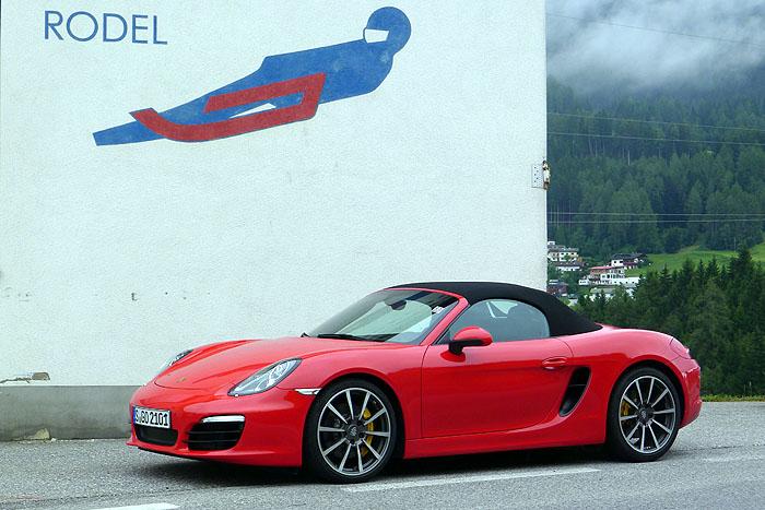 Porsche BoxsterS09