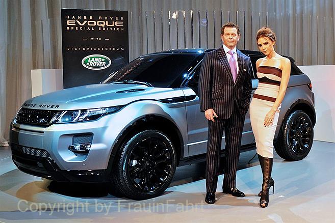 Range Rover Evoque Victoria Se