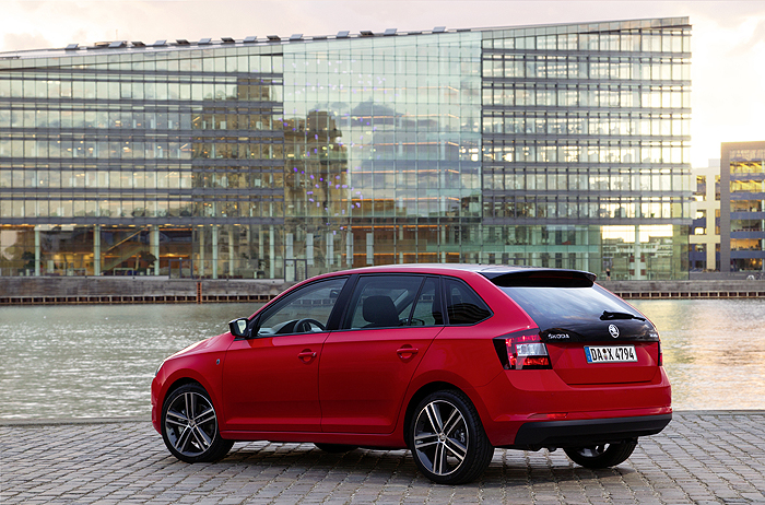 Skoda Rapid Spaceback – Der Volumenkombi