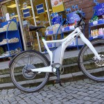 Smart E-Bike zum shoppen ungeeignet