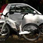 Ergänzen sich perfekt-Smart und Smart E-Bike