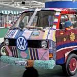 Strickbulli Volkswagen