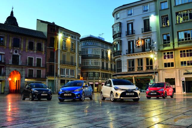 Toyota Yaris – Neuer City Floh aus Japan