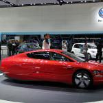 Volkswagen's Sparzigarre XL1